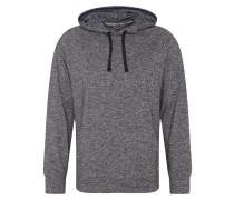 Sweatshirt 'brsh JRS LS HD' graumeliert