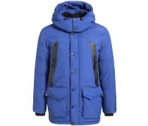 Parka 'cosinus With Detachable Hood' blau