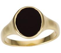 Ring gold / schwarz