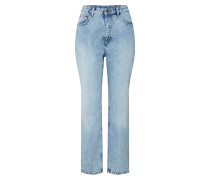 Mom-Jeans 'Donna' blue denim