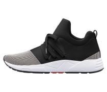 Sneaker 'Raven' schwarz / weiß