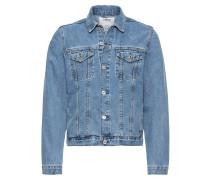 Jeansjacke 'Cool' blue denim