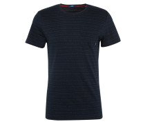 T-Shirt 'Multicolored tee with pocket'