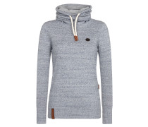 Pullover 'Knit' blaumeliert