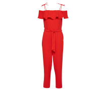 Overall feuerrot
