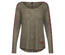 Shirt 'wls ISA round' khaki