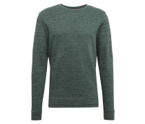 Pullover 'liam Blu' dunkelgrün