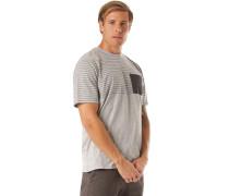 Shirt 'Felton' grau / dunkelgrau