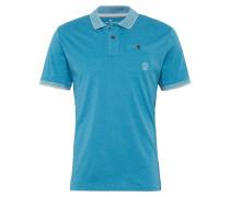 Poloshirt hellblau / blaumeliert