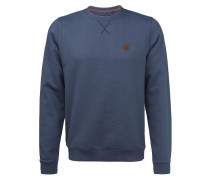 Sweatshirt 'Milo' blau