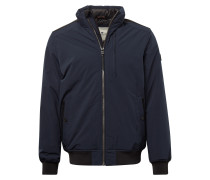 Jacke im Blouson-Style dunkelblau