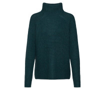 Pullover 'Knit Turtleneck' smaragd