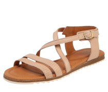 Sandale 'mila' nude