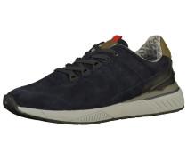 Sneaker navy / oliv