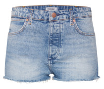 Jeans 'The Short' blue denim
