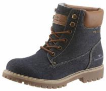 Boots navy / braun