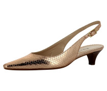 Damen Sling Pumps rosegold