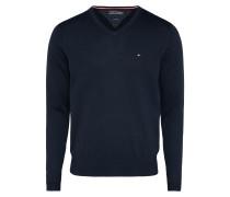 Pullover 'silk' dunkelblau