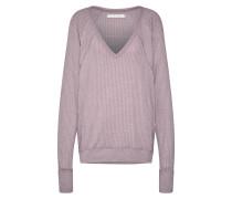 Pullover 'Santa Clara Thermal' lila