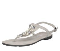 Sandale 'Pearl' grau