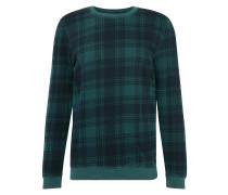 Pullover nachtblau / petrol