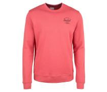 Sweatshirt lachs / purpur