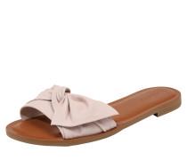 Sandalen 'enroelia' beige / weiß