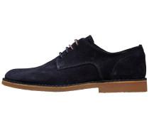 Wildleder Schuhe navy