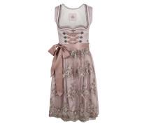 Kleid '013 Nuka' braun / puder