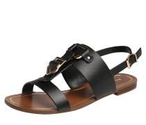 Sandale 'afiarien' schwarz