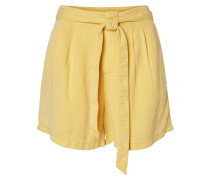 Shorts 'mia' gelb