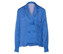 Damen - Blazer 'Miller' blau / rot
