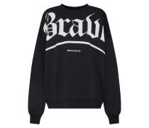 Sweatshirt 'f-Yoshior-Y1-Fl' schwarz
