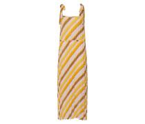 Kleid gelb / mischfarben
