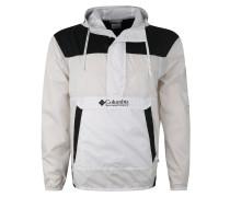 Windbreaker 'Challenger' schwarz / weiß