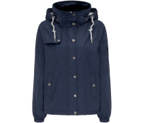 Leichte Damen Jacke blau