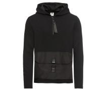 Sweatshirt 'jcofeist' schwarz