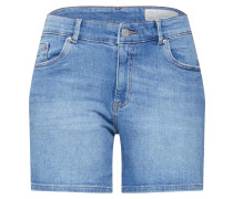 Shorts 'ocs MR Short' blue denim / hellblau