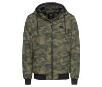 Jacke 'Gridstop Frost Jacket' khaki