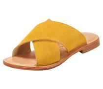 Sandale 'Ana' dunkelgelb