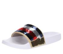 Slipper 'tommy Sequins Pool Slide'