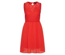 Kleid 'magnolia' rot