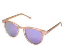 Sonnenbrille 'Francis' perlweiß