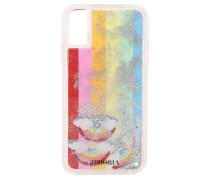 Smartphonehülle für Apple iPhone 8 mischfarben
