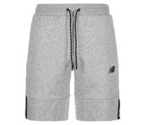 Shorts 'Athletics' graumeliert