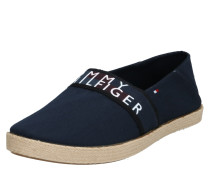 Slipper navy