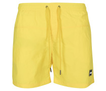 Shorts neongelb