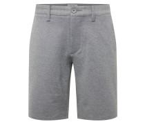Shorts 'Mark' graumeliert
