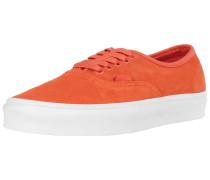 Sneaker 'Authentic' orangerot