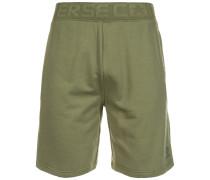 'Mesh Rib Short' Herren grün